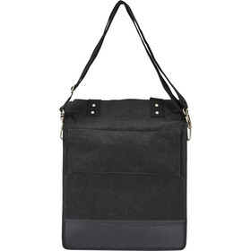 Basil Urban Fold Pannier Bag, black